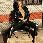Charlize Theron – W (May 2015)