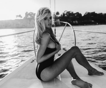 charlotte mckinney neave bozorgi photoshoot