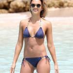 Jessica Alba – In a bikini (Caribbean)