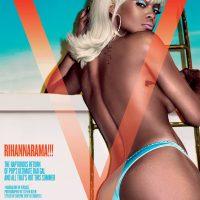 rihanna v magazine