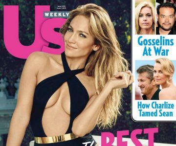 jennifer lopez US weekly magazine