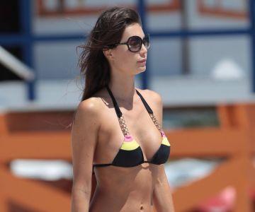 julia pereira in a bikini