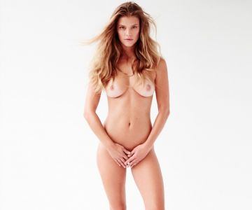 nina agdal frederic pinet photoshoot