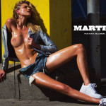 Martha Hunt – Lui (October 2015)
