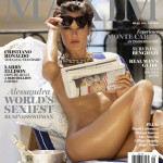Alessandra Ambrosio – Maxim (December 2015)