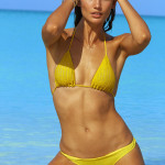 Lily Aldridge – Sports Illustrated Swimsuit Issue (2016)