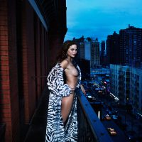chrissy teigen - markus & koala photoshoot