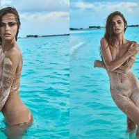xenia deli jacques weyers photoshoot