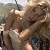 Charlotte McKinney - Tony Duran photoshoot