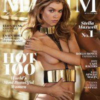 Stella Maxwell - Maxim - June/July 2016