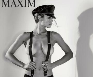 Hannah Ferguson - Maxim (November 2016)