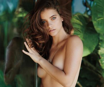 Barbara Palvin - Maxim (December/January 2017)