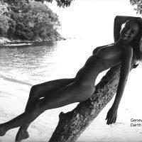Genevieve Morton - Nude Calendar 2017