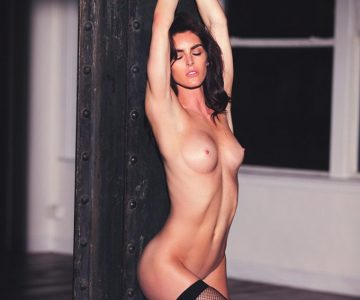 Hilary Rhoda - Lui (December 2016)