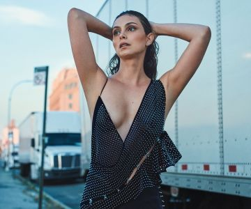 Morena Baccarin - GQ Mexico December/January 2017