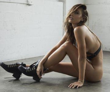 Alexis Ren - Logan Hollowell Jewelry Photoshoot
