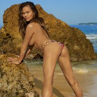 Chrissy Teigen - Sports Illustrated Swimsuit 2017