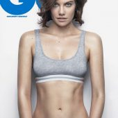 Lauren Cohan GQ mexico (February 2017)