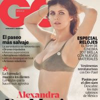 Alexandra Daddario GQ Mexico (April 2017)