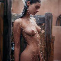 Beate Muska - Christopher von Steinbach photoshoot