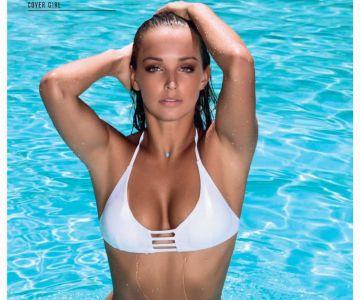 Casey Boonstra - Maxim Australia (April 2017)
