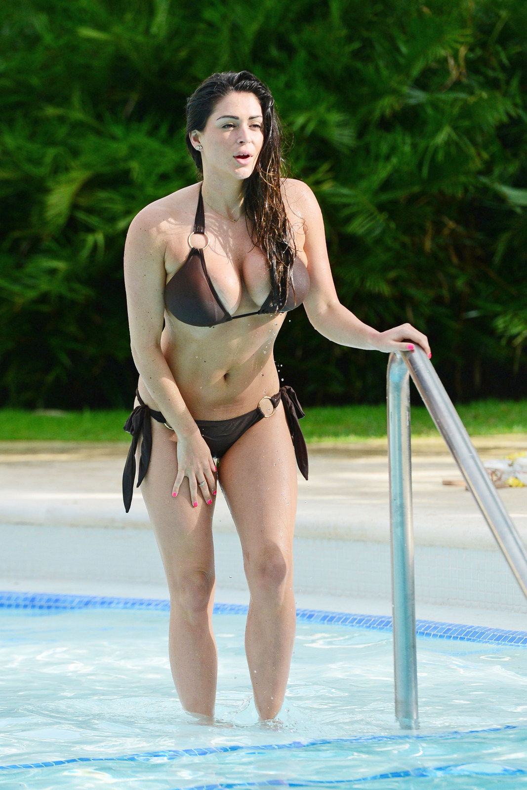 Casey Batchelor - In a bikini (Dominican Republic)