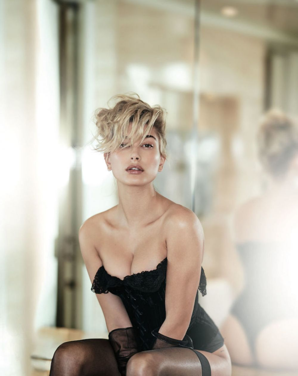 Hailey Baldwin - Maxim (June/July 2017)