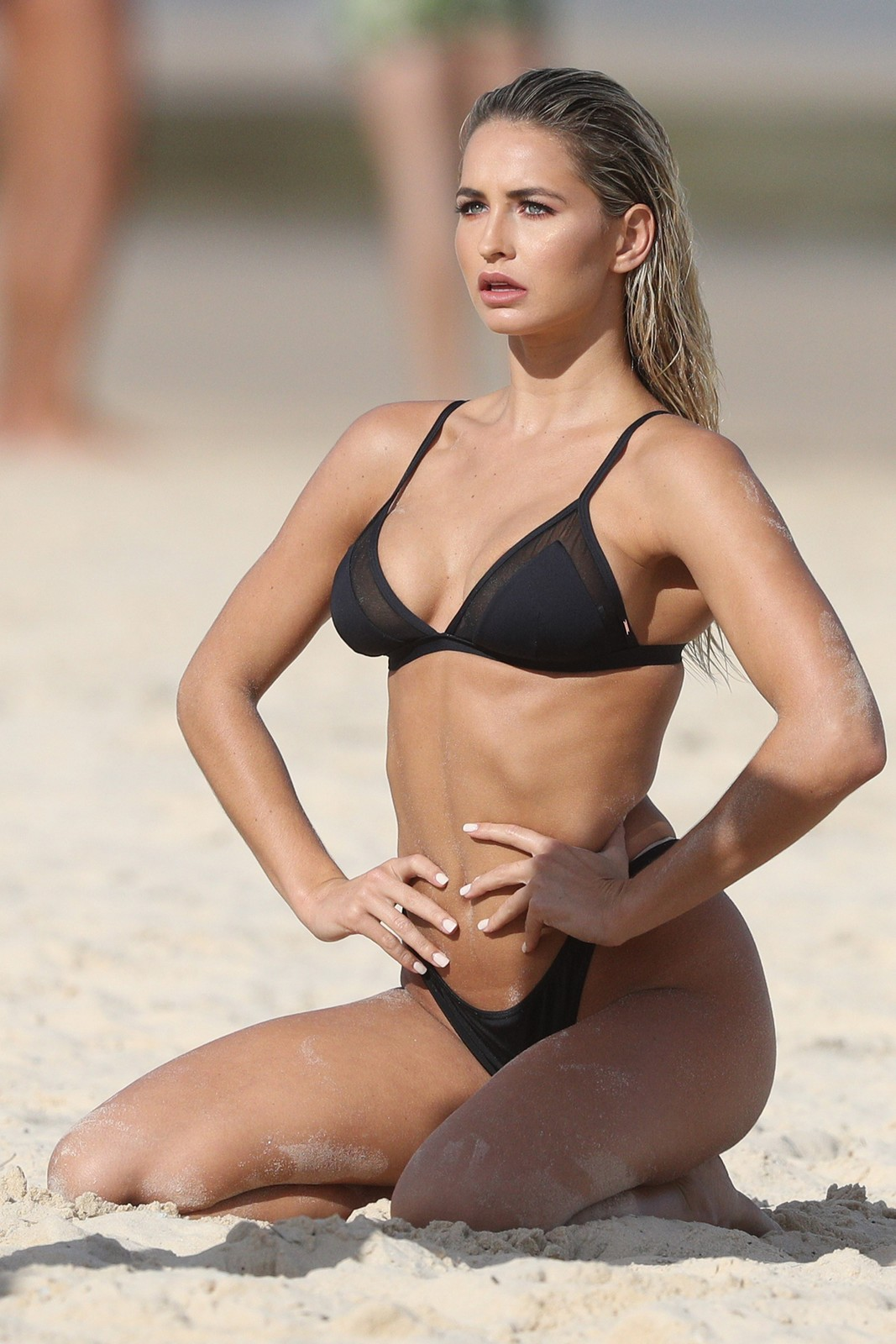 Madison Edwards - Bikini photoshoot (Sydney)