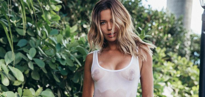 Sandra Kubicka – Cody McGibbon photoshoot (Part 2)
