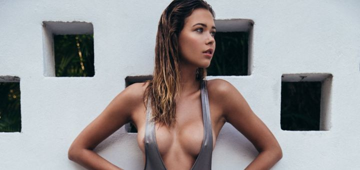 Sandra Kubicka - Cody McGibbon photoshoot