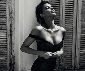 Adriana Lima - Harper's Bazaar Spain (June 2017)