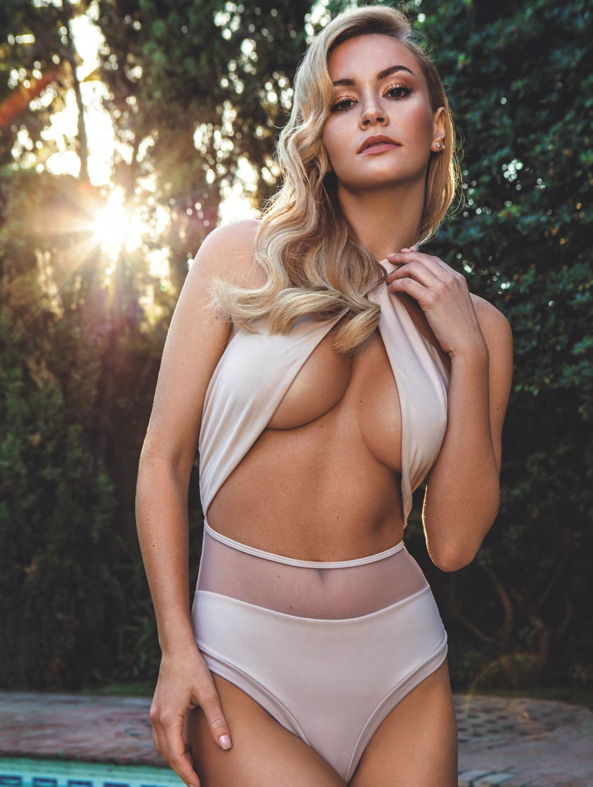 Bryana Holly - Maxim Australia (July 2017)