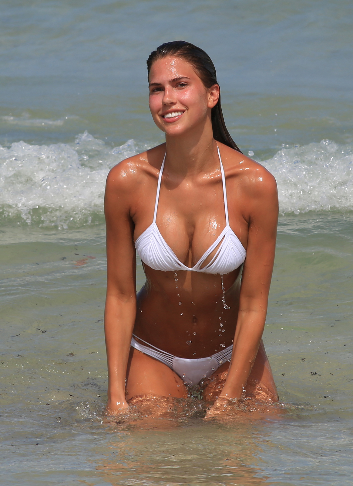 Kara Del Toro - Bikini photoshoot (Miami)