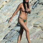 Shay Mitchell – Topless in Mykonos