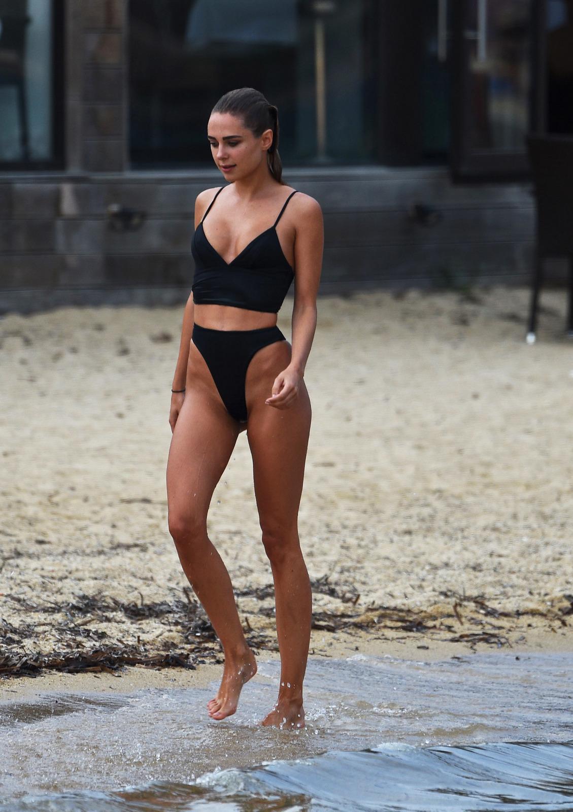 Kimberley Garner - In a bikini (St Tropez)