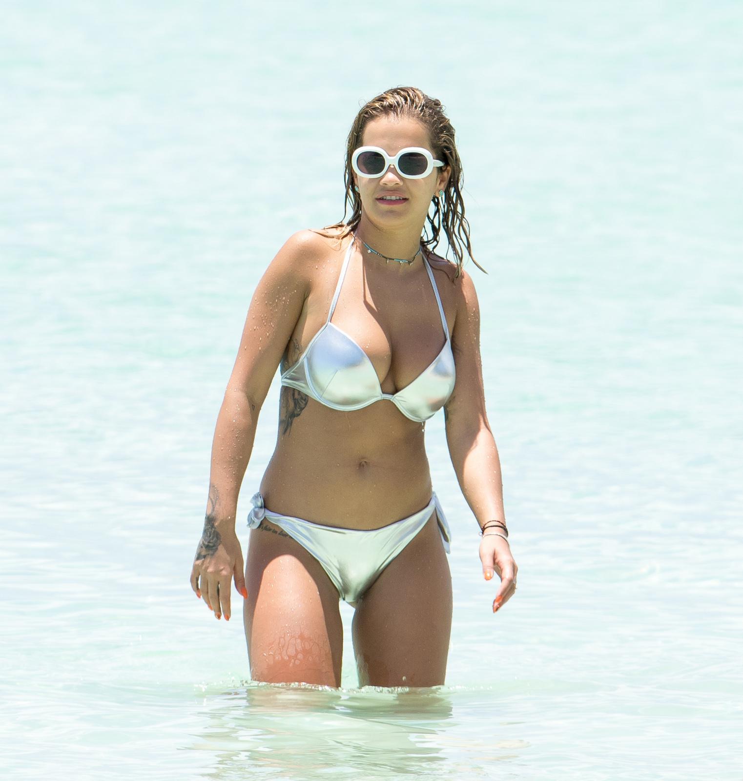 Rita Ora - In a bikini (Jamaica)