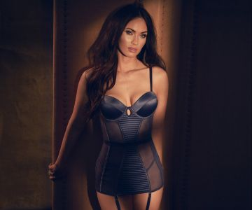 Megan Fox - Jordan Collection (Fall 2017)