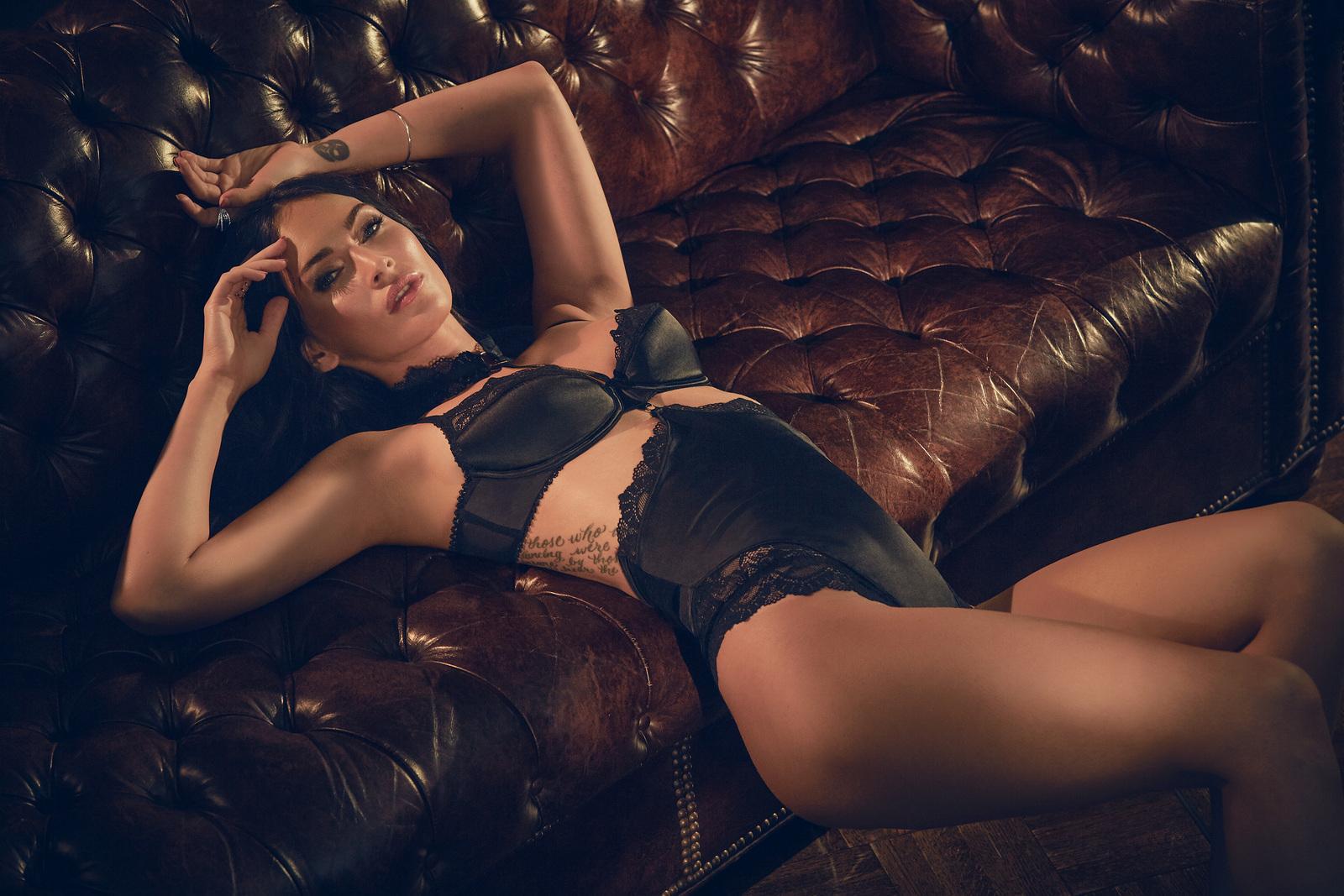 Megan Fox - Jordan Collection (Fall 2017)
