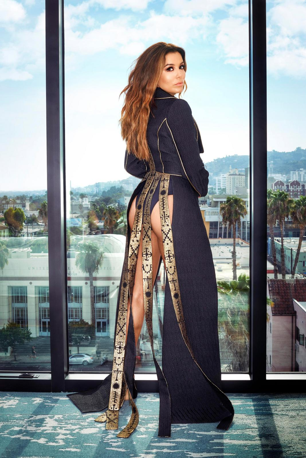 Eva Longoria - Haute Living (September/October 2017)