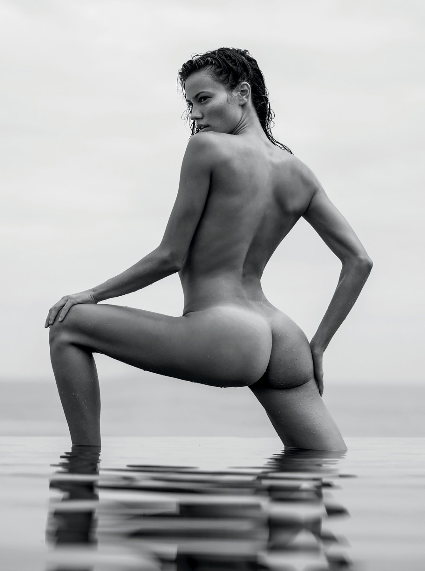 Keilani Asmus - David Bellemere photoshoot