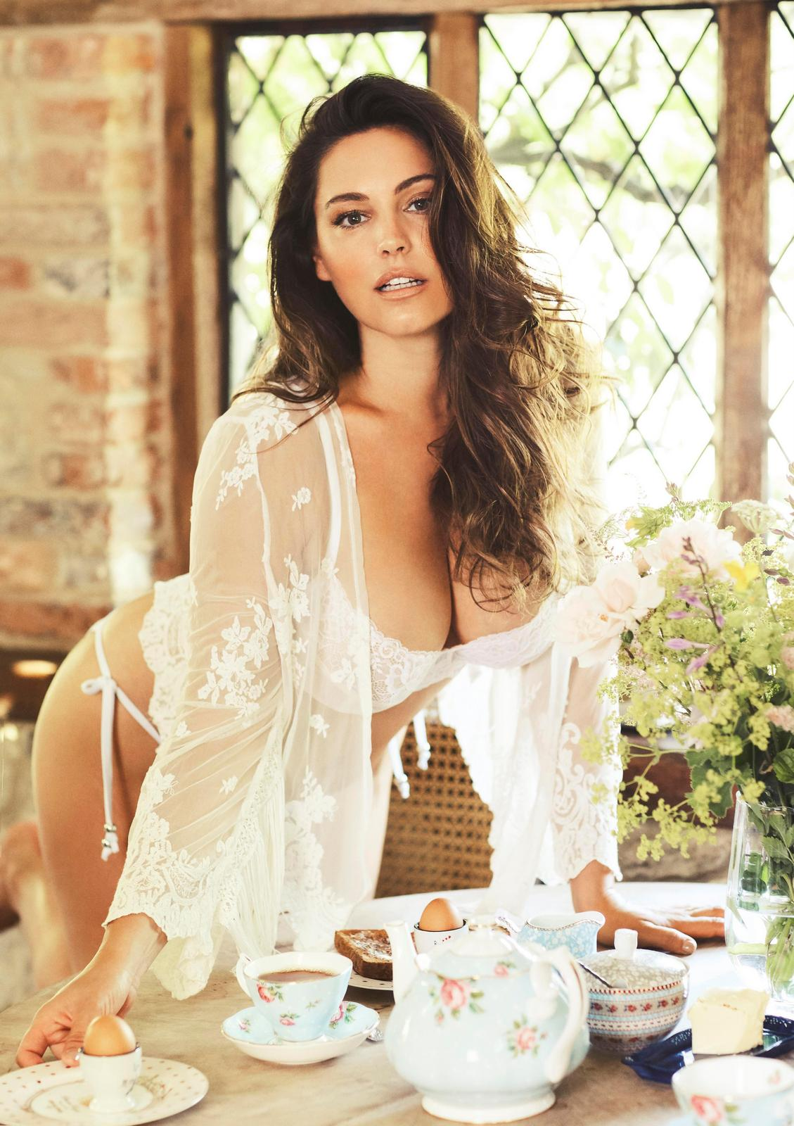 Kelly Brook - Calendar 2018