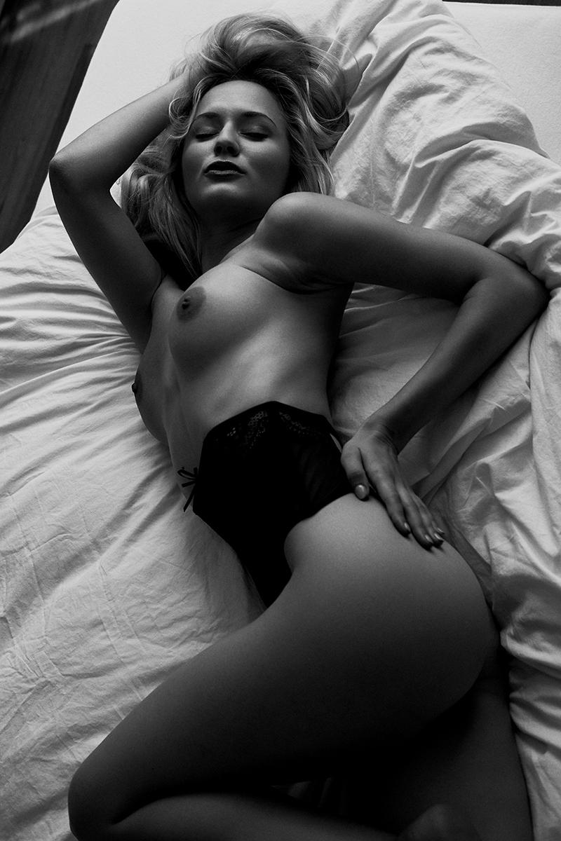 Annetta Negare - Fabian Timm photoshoot
