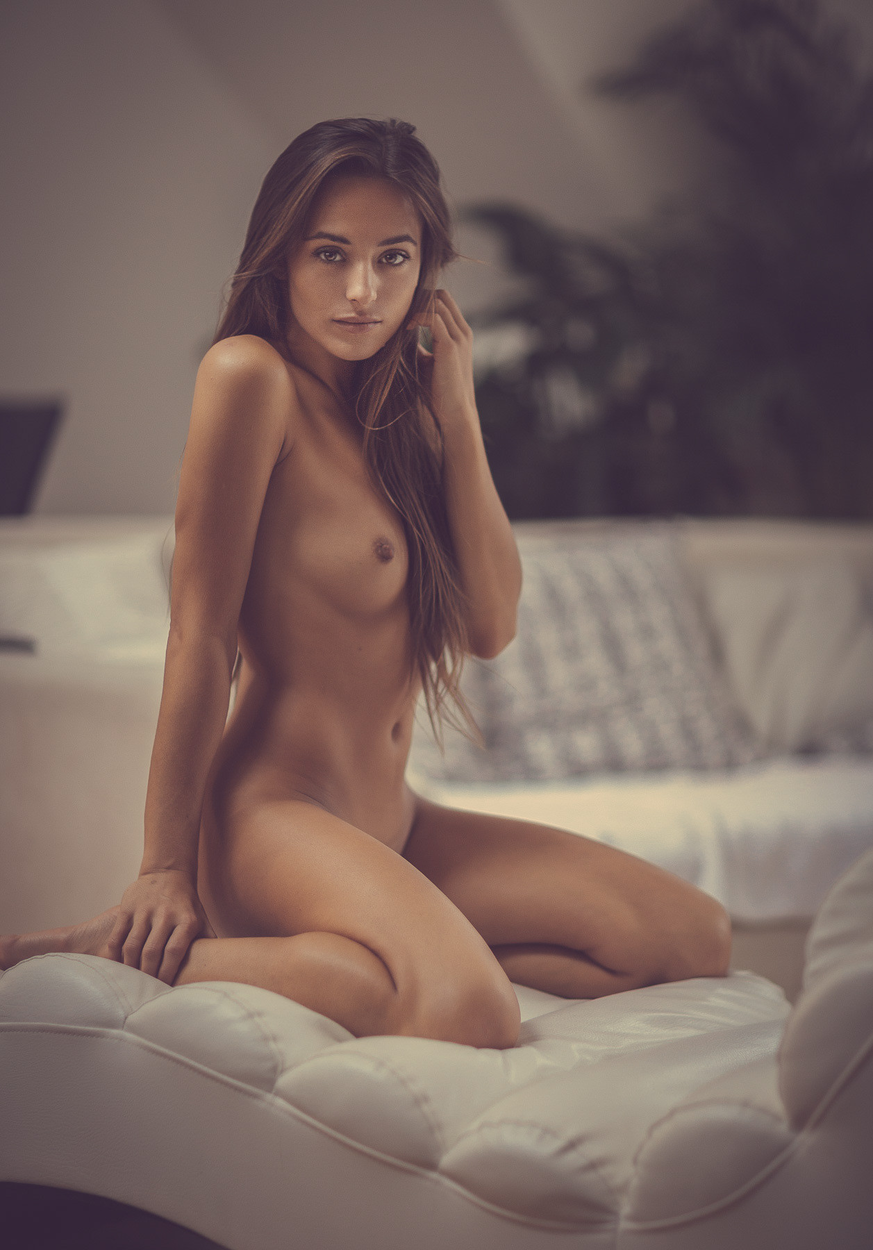Dominika Chybov - Thomas Agatz photoshoot