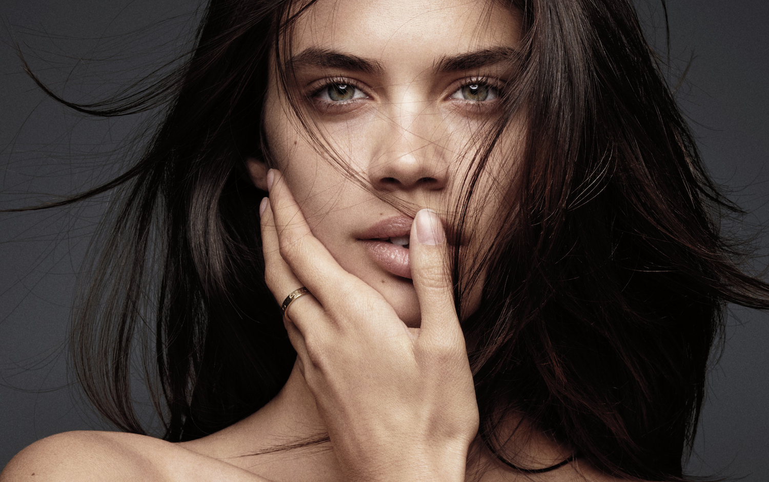 Sara Sampaio - Sarah Silver photoshoot