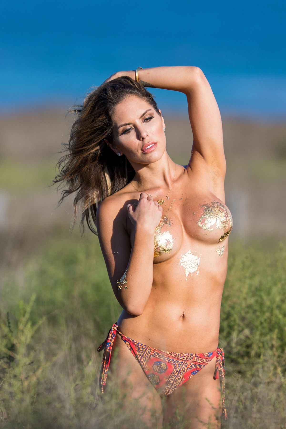 Brittney Palmer - Fitness Gurls photoshoot