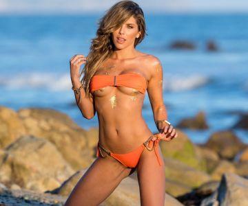Brittney Palmer - Fitness Gurls photoshoot