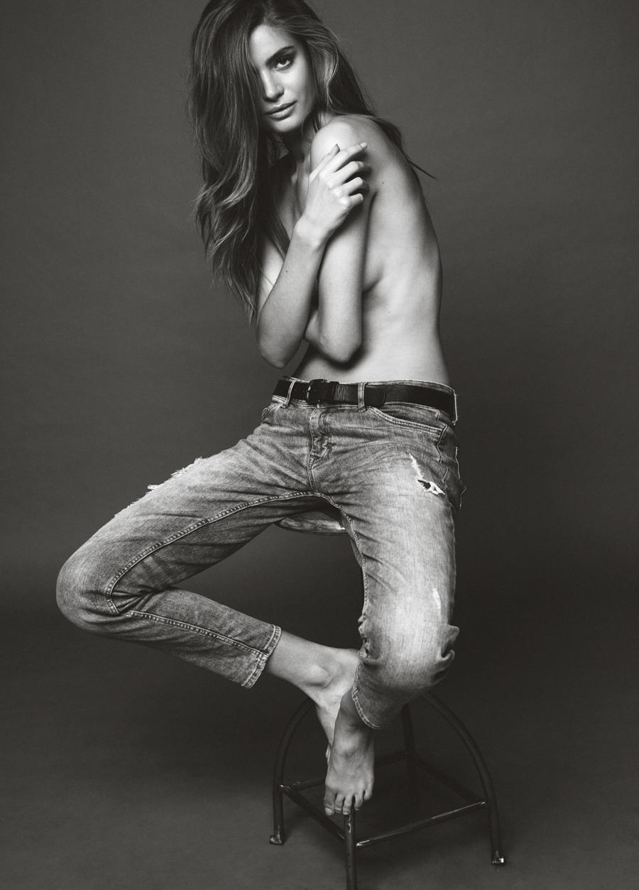 Frederikke Winther - Lasse Wind photoshoot
