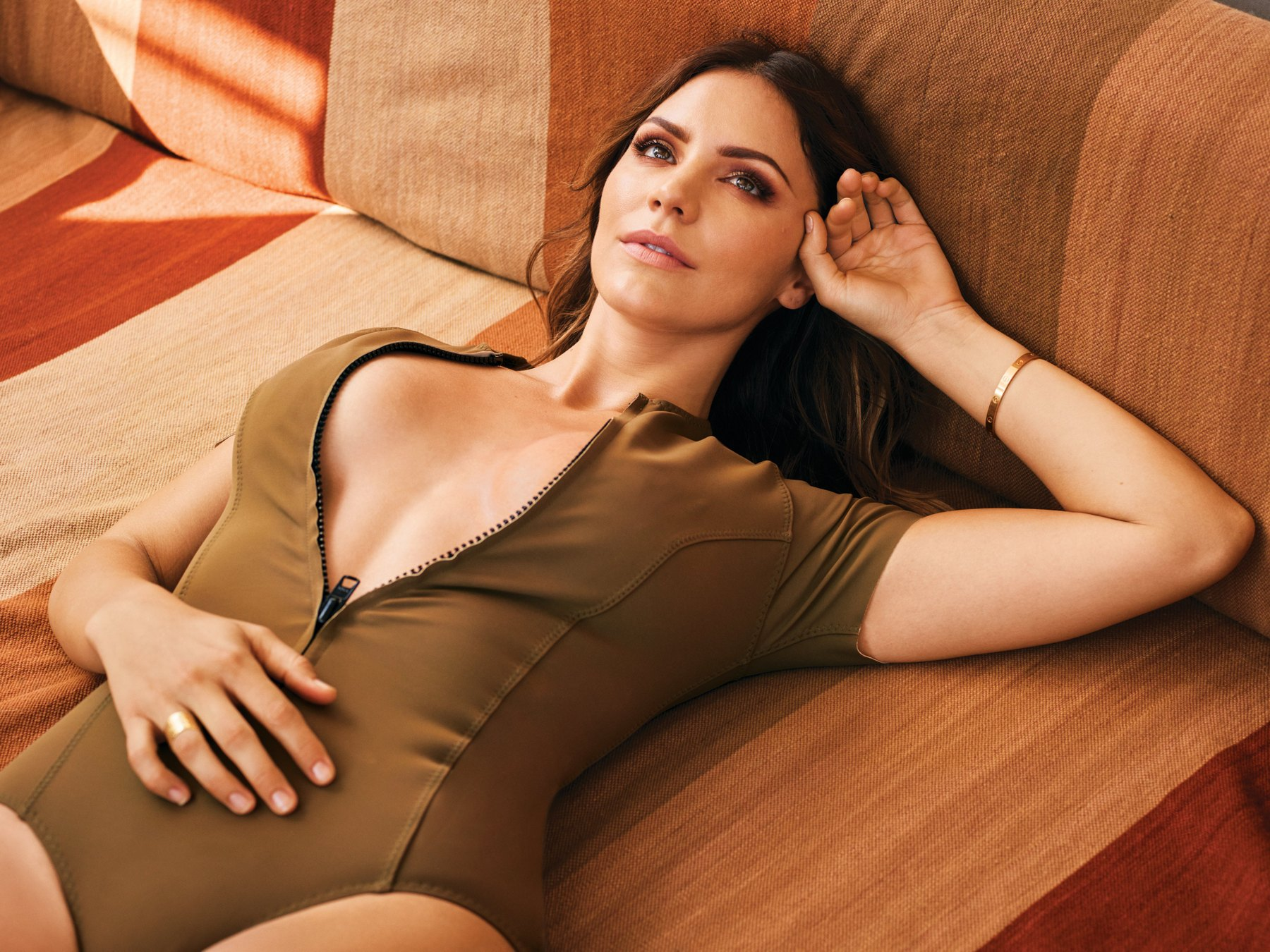 Katharine McPhee - Health (December 2017)