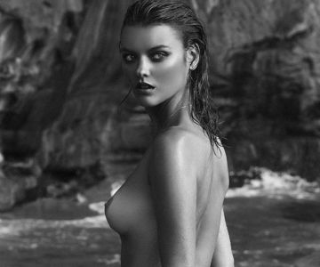 Montana Cox - Josephine Clough photoshoot