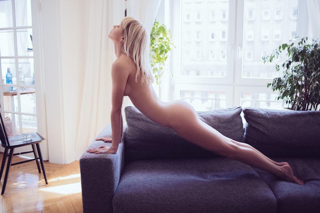 Sylwia Koronkiewicz - Miron Chomacki photoshoot